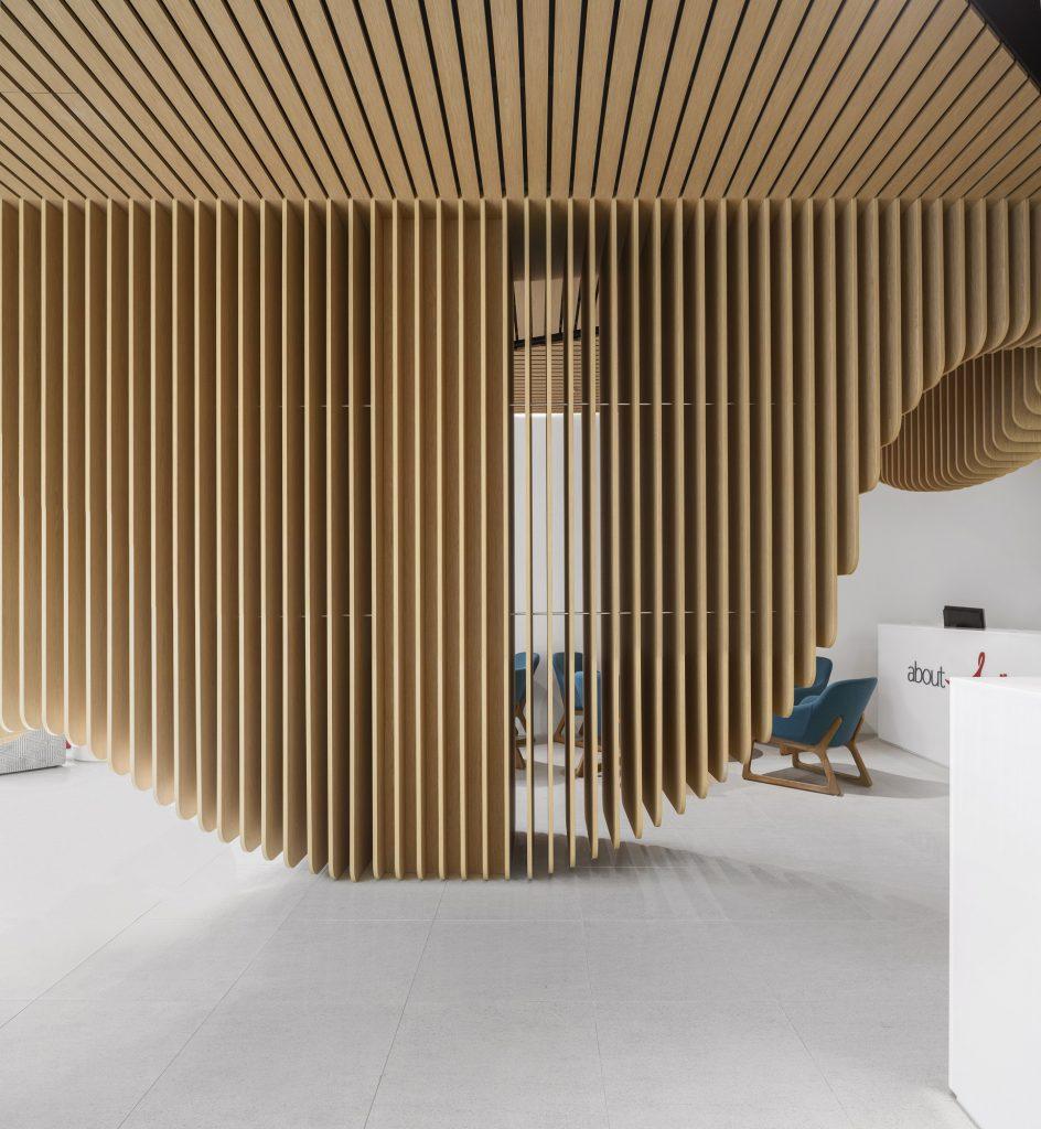 معماری داخلی کلینیک دندانپزشکی
