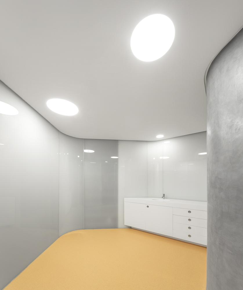 طراحی داخلی دندانپزشکی